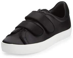 Joie Diata Satin Grip-Strap Sneakers