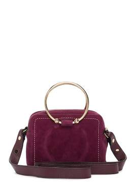 Milly Astor Suede Camera Bag