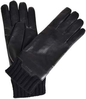 Gucci Ribbed Gloves