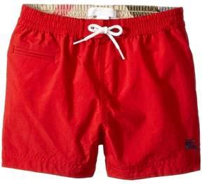 Burberry Mini Galvin Swim Shorts Boy's Swimwear