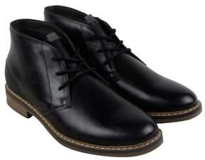 Steve Madden M-Edict Black Mens Casual Dress Chukka Boots