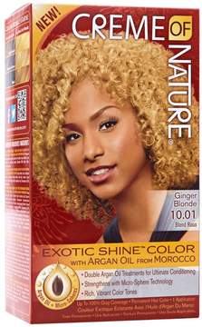 Crème of Nature Exotic Shine Ginger Blonde Permanent Hair Color