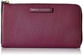 Armani Exchange A X Women's Large Wallet