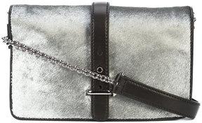 Barbara Bui foldover crossbody bag