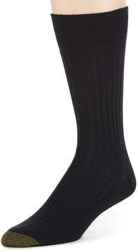 Gold Toe 3-pk. Windsor Wool-Rich Crew Socks