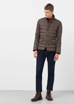Mango Outlet Feather down jacket