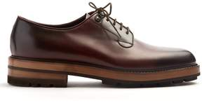Fratelli Rossetti Dexter raised-sole leather derby shoes