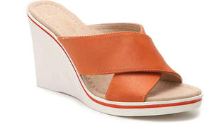 Adrienne Vittadini Women's Blee Wedge Sandal