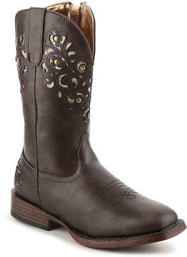 Nanette Lepore Girls Western Toddler & Youth Cowboy Boot