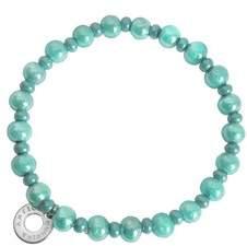 Antica Murrina Veneziana Women's Blue Steel Bracelet.