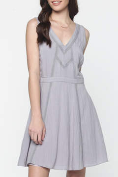 Everly Wisteria Dress