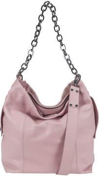 Kooba Blush Dante Leather Hobo Bag