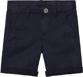Ikks Navy Chino Shorts