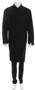 Hermes Reversible Cashmere Coat