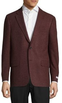 Hickey Freeman Milburn II Regular Fit Cashmere Sportcoat