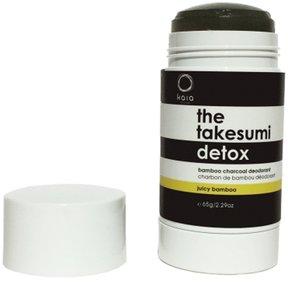 The Takesumi Detox Charcoal Deodorant Juicy Bamboo