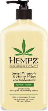 Hempz Sweet Pineapple & Honey Melon Herbal Moisturizer