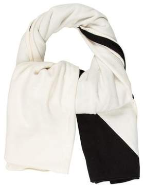 Donni Charm Bi-Color Woven Scarf w/ Tags