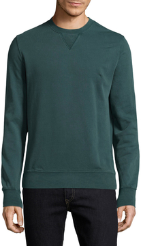 BLK DNM Men's Cotton Crewneck Sweatshirt