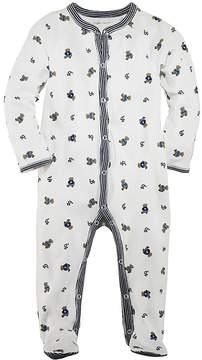 Ralph Lauren Childrenswear Boys' Layette Printed Footie - Baby