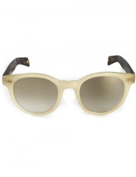 Garrett Leight contrast frame sunglasses