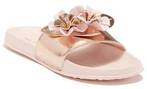 Nine West Izettah Slide Sandal (Little Kid & Big Kid)