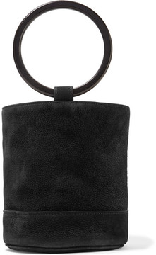 Simon Miller - Bonsai 20 Nubuck Bucket Bag - Black