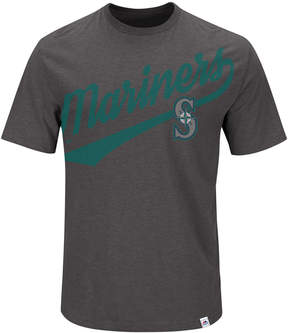 Majestic Men's Seattle Mariners Super Script T-Shirt