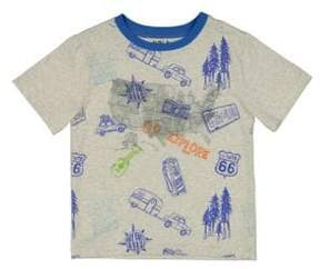 Andy & Evan Little Boy's Roadtrip Tee
