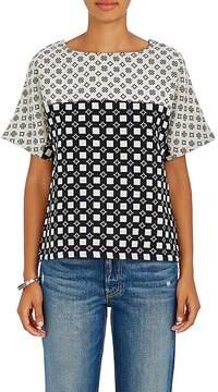 Ace&Jig Women's Poppy Folkloric Cotton T-Shirt