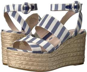 Nine West Kushala Espadrille Wedge Sandal Women's Shoes