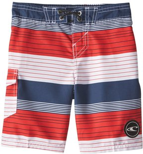 O'Neill Kids' Santa Cruz Stripe Boardshort (47X) - 8158991