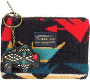 Pendleton Zip Pouch With Key Chain