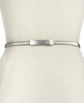 INC International Concepts Cobra Stretch Chain Belt, Created for Macy's