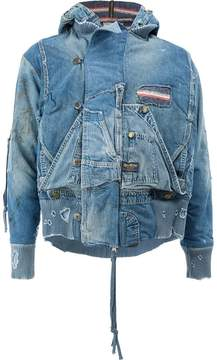 Greg Lauren Snorkel flight jacket