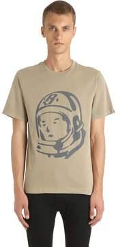 Billionaire Boys Club Astronaut Printed Cotton Jersey T-Shirt