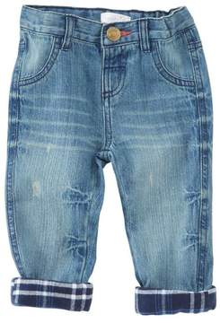 Mud Pie Lined Play Jeans