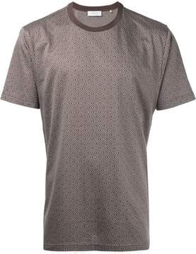Cerruti diamond pattern T-shirt