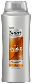 Suave Professionals Shampoo Sleek - 28oz