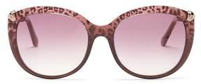 Roberto Cavalli Women's Oversized Acetate Frame Sunglasses
