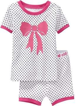 Old Navy Polka-Dot PJ Short Sets for Toddler & Baby