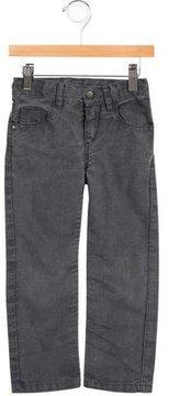 Paul Smith Boys' Mid-Rise Straight-Leg Jeans