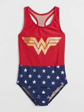 Gap GapKids | DC Wonder Woman Swim One-Piece
