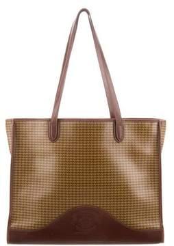 Ghurka Leather Tote Bag