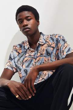 Barney Cools Paradise Short Sleeve Button-Down Shirt