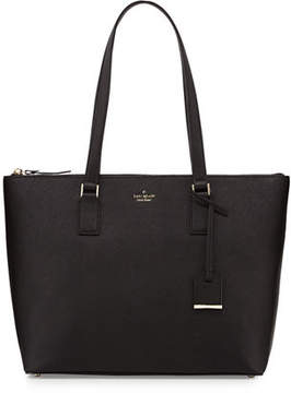 Kate Spade Cameron Street Lucie Leather Tote Bag