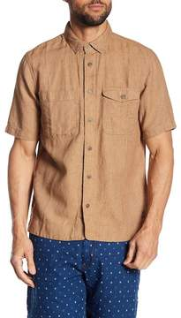Jeremiah Texture Short Sleeve Button Shirt