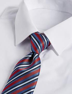 Marks and Spencer 2 Pack Spotted & Striped Tie
