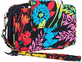 Vera Bradley As Is Signature Print Smartphone Wristlet 2.0 - ONE COLOR - STYLE