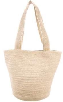 Eric Javits Woven Shoulder Bag